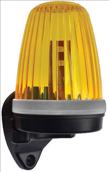 Сигнална ЛЕД Лампа-с антена